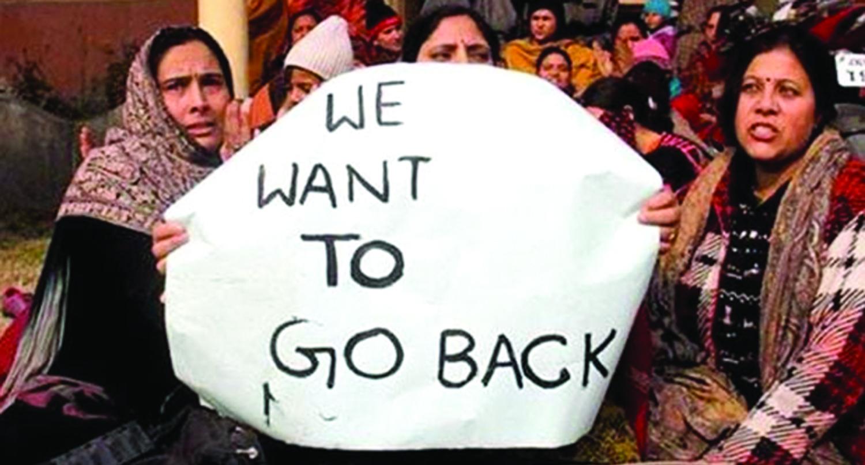 Possible future of the Kashmiri Pandit community